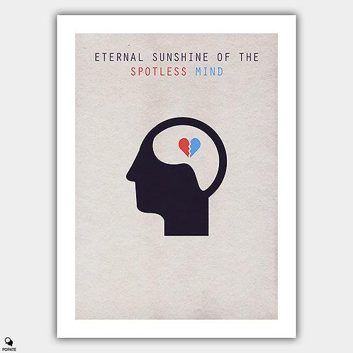 Eternal Sunshine Of The Spotless Mind Minimalist Poster