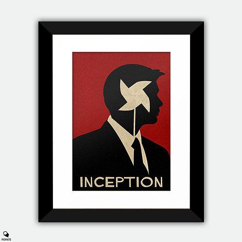 Inception Vintage Framed Print - Energy