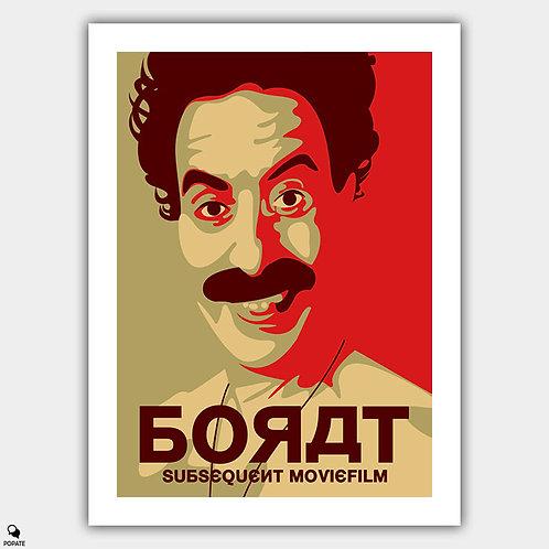 Borat Subsequent Moviefilm Alternative Poster