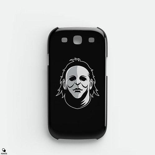 Michael Myers Alternative Galaxy Phone Case from Halloween