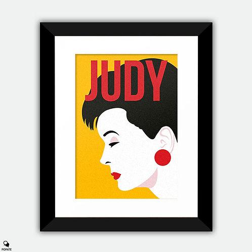 Judy Alternative Framed Print