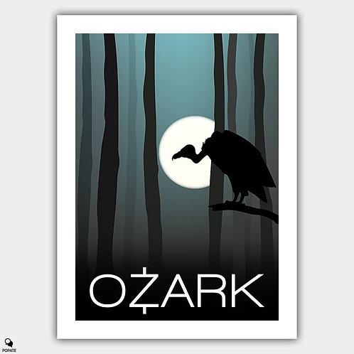 Ozark Minimalist Poster - Vulture