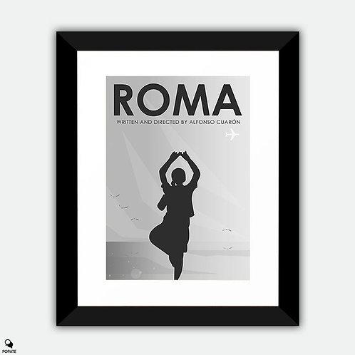 Roma Alternative Framed Print