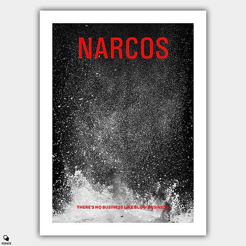 Narcos Alternative Poster
