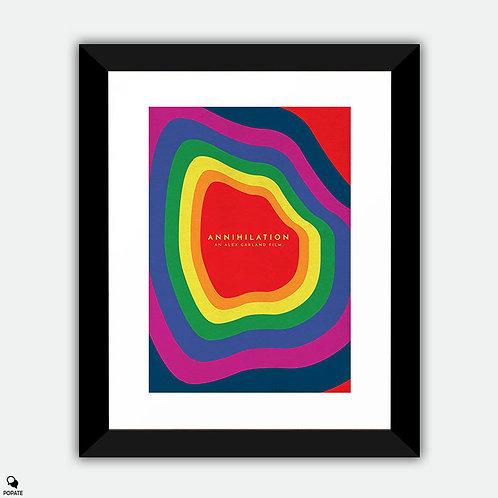 Annihilation Alternative Framed Print