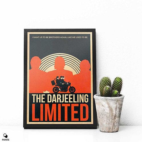 The Darjeeling Limited Vintage Framed Print