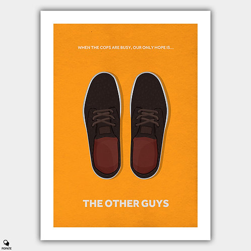 The Other Guys Minimalist Poster