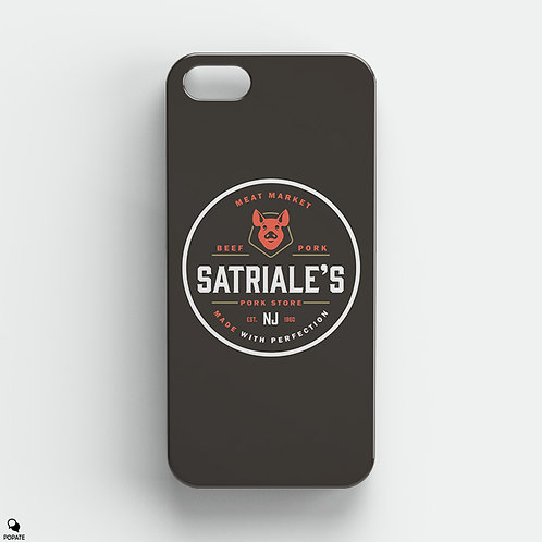 Satriale's Pork Store Alternative iPhone Case from The Sopranos