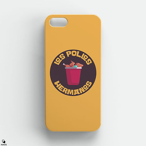 Los Pollos Hermanos Alternative iPhone Case from Breaking Bad