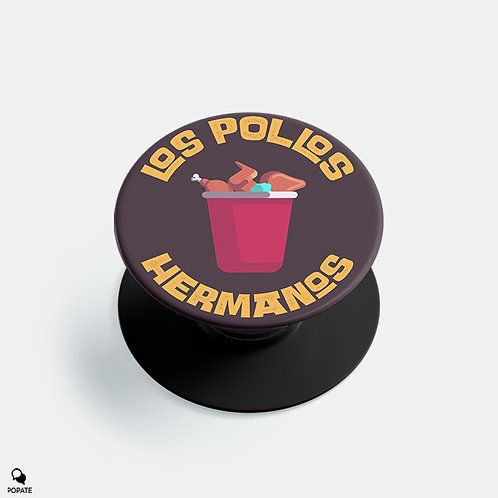Los Pollos Hermanos Alternative Pop Holder from Breaking Bad