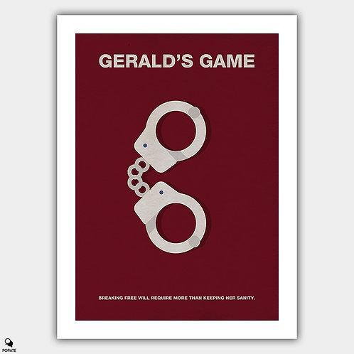 Gerald's Game Minimalist Poster