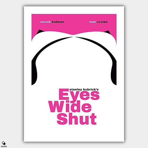 Eyes Wide Shut Minimalist Poster