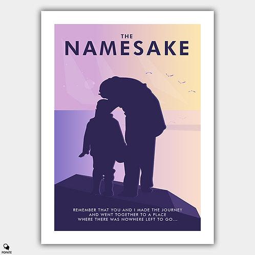 The Namesake Alternative Poster