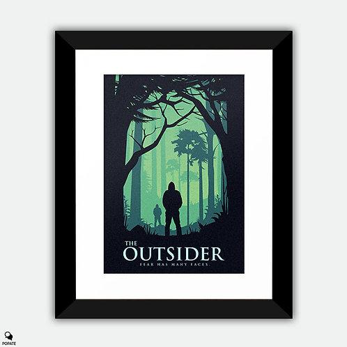 The Outsider Alternative Framed Print