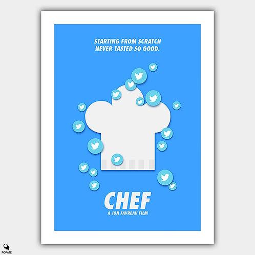 Chef Alternative Poster - Tweet