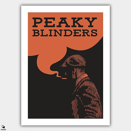 Peaky Blinders Vintage Poster - Tommy