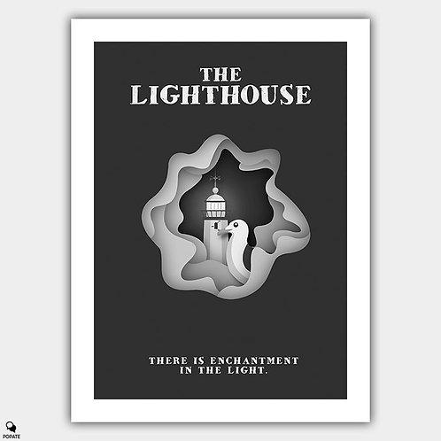 The Lighthouse Minimalist Poster