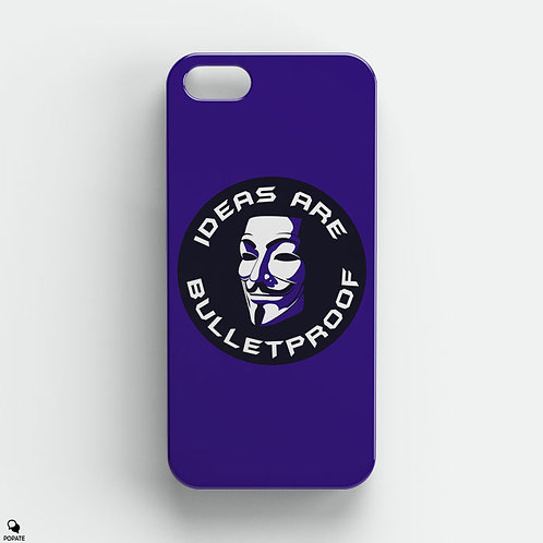 Guy Fawkes Alternative iPhone Case from V for Vendetta