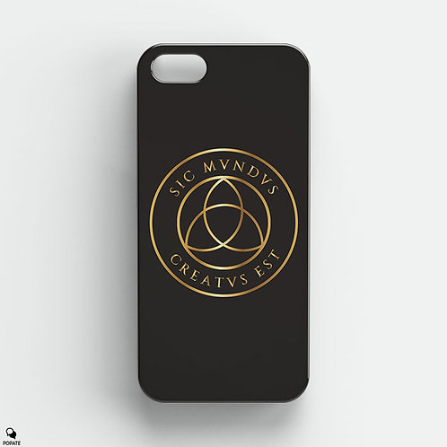 Sic Mundus Creatus Est Alternative iPhone Case from Dark