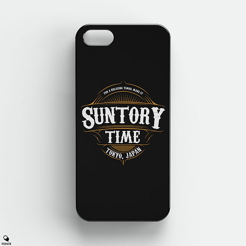 It's Suntory Time Alternative iPhone Case from Lost in Translation