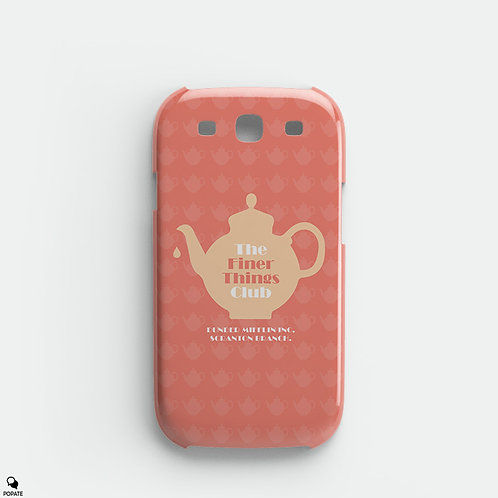 The Finer Things Club Alternative Galaxy Phone Case from The Office