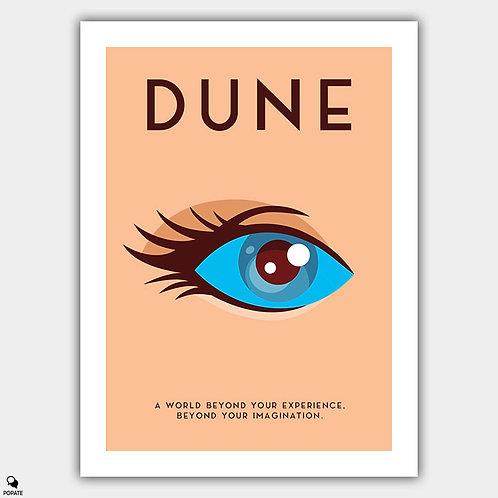 Dune Minimalist Poster