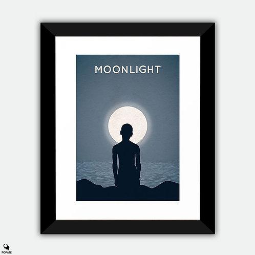 Moonlight Alternative Framed Print