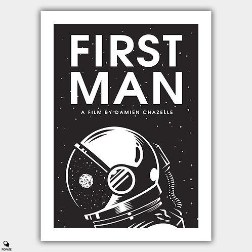 First Man Alternative Poster