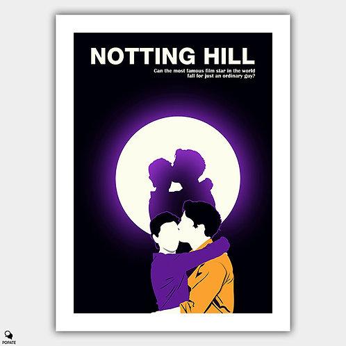 Notting Hill Minimalist Poster