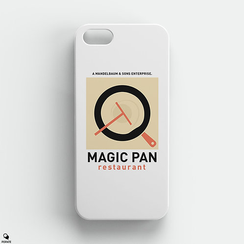 Magic Pan Restaurant iPhone Case from Seinfeld