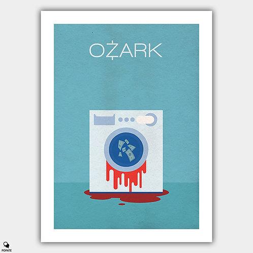 Ozark Minimalist Poster