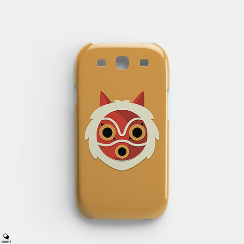 Princess Mononoke Alternative Galaxy Phone Case