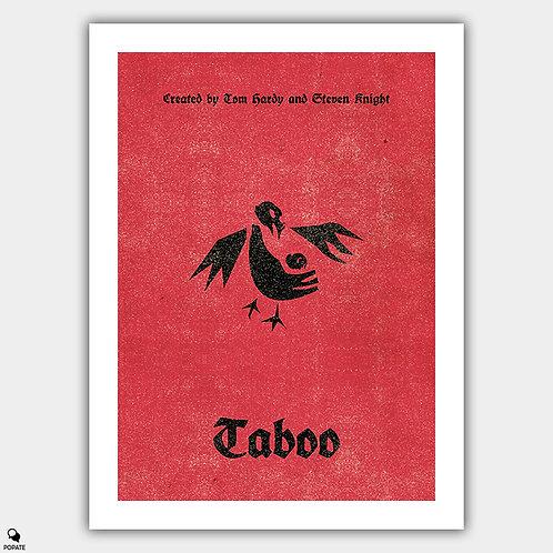 Taboo Alternative Vintage Poster