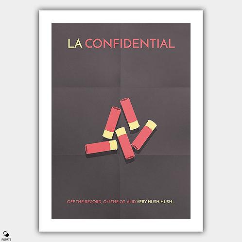 L.A. Confidential Minimalist Poster