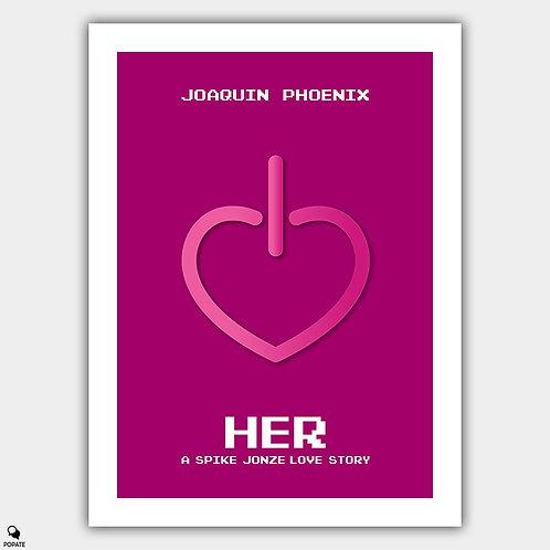 Her Alternative Poster
