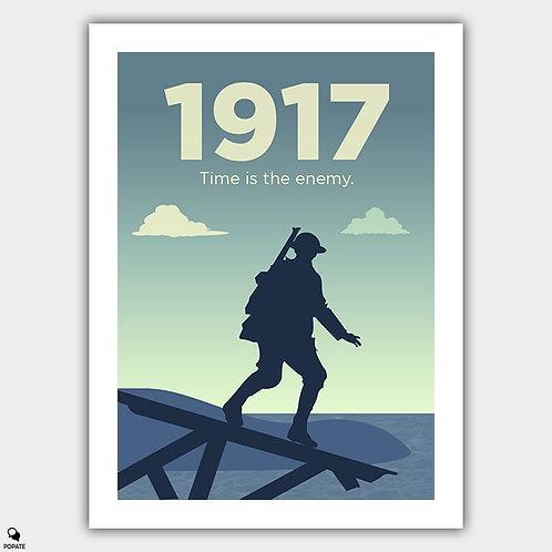 1917 Minimalist Poster #2