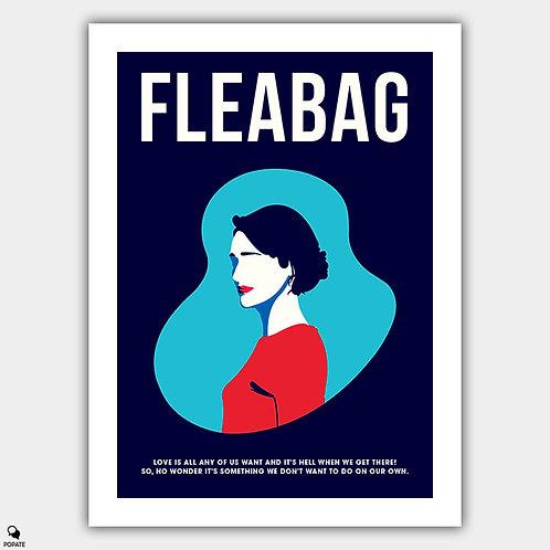 Fleabag Minimalist Poster - Love