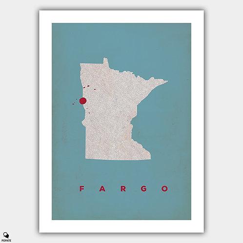 Fargo Vintage Poster
