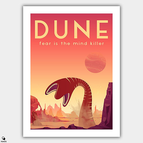 Dune Alternative Poster