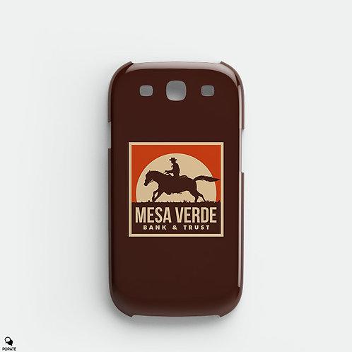 Mesa Verde Alternative Galaxy Phone Case from Better Call Saul