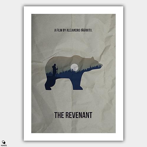 The Revenant Vector Poster