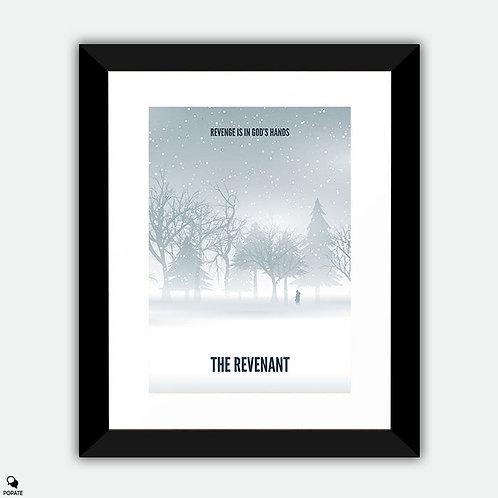 The Revenant Alternative Framed Print - Landscape
