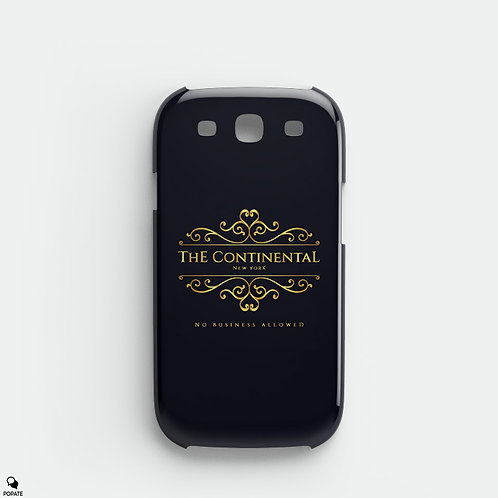The Continental Alternative Galaxy Phone Case from John Wick
