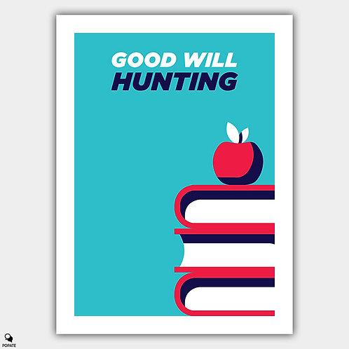 Good Will Hunting Minimalist Poster