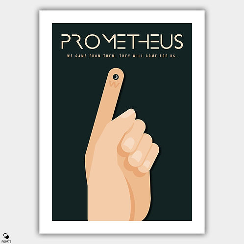 Prometheus Alternative Poster - Chemical A0-3959X.91 – 15
