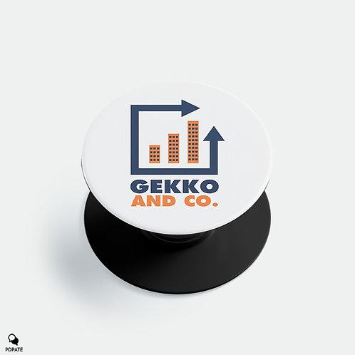 Gekko and Co Alternative Pop Holder from Wall Street