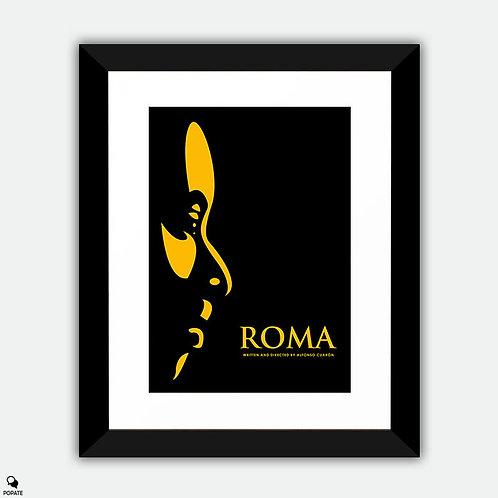 Roma Minimalist Framed Print