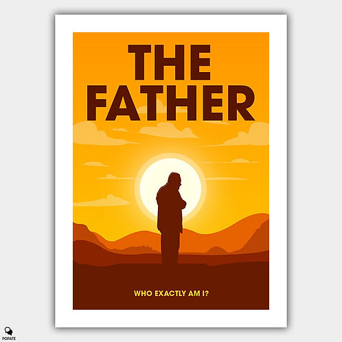 The Father Minimalist Poster