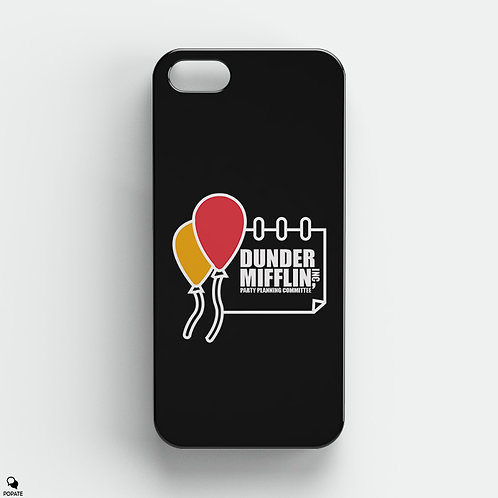Dunder Mifflin Party Planning Committee Alternative iPhone Case from The Office