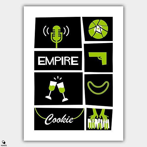 Empire Saul Bass Style Alternative Poster